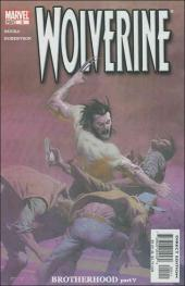 Wolverine (2003) -5- Brotherhood part 5