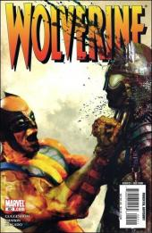 Wolverine (2003) -60- Logan dies part 4 : wake the dead