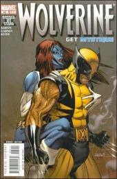 Wolverine (2003) -62- Get mystique part 1