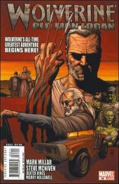 Wolverine (2003) -66- Old man Logan part 1