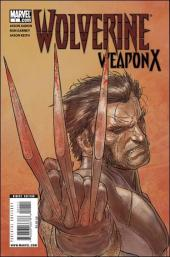 Wolverine: Weapon X (2009) -1- The adamantium men, part 1 of 5