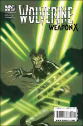 Wolverine: Weapon X (2009) -2- The adamantium men, part 2 of 5