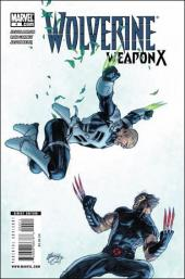 Wolverine: Weapon X (2009) -4- The adamantium men, part 4 of 5