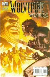 Wolverine: Weapon X (2009) -5- The adamantium men, part 5 of 5