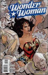 Wonder Woman Vol.3 (DC comics - 2006) -14- The circle, part 1 : what you do not yet know