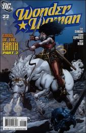 Wonder Woman (2006) -22- Ends of the earth, part 3 : a cooperation of killers