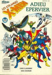 X-Men (Les étranges) -17- Adieu Epervier