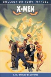 X-Men (100% Marvel) -0a- Les enfants de l'atome