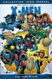 X-Men (100% Marvel) -3a- Les lecons de la vie