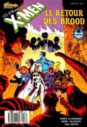 X-Men (Les étranges) -16- Le retour des Brood