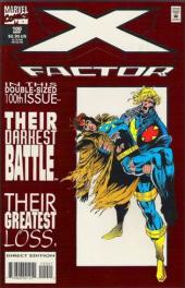 X-Factor (Marvel comics - 1986) -100- Mahapralaya !
