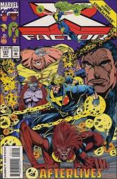 X-Factor (Marvel comics - 1986) -101- Afterlives