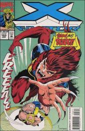 X-Factor (Marvel comics - 1986) -103- Friends and familly