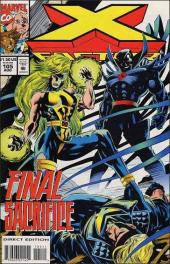 X-Factor (Marvel comics - 1986) -105- Final sacrifice