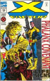 X-Factor (Marvel comics - 1986) -106- The phalanx covenant : life signs part 1