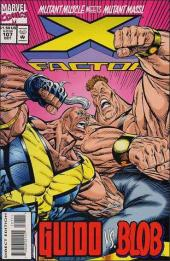 X-Factor (Marvel comics - 1986) -107- Punch-o-rama