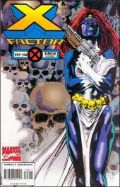 X-Factor (Marvel comics - 1986) -108- Promised vengeance