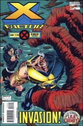 X-Factor (Marvel comics - 1986) -110- Creatures on the loose