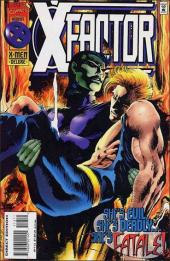 X-Factor (Marvel comics - 1986) -113- Wreaking havok part 2 : impulsive behavior