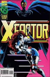 X-Factor (Marvel comics - 1986) -115- Reaching out to yesterday