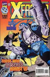 X-Factor (Marvel comics - 1986) -118- Havok's fall