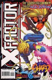 X-Factor (Marvel comics - 1986) -119- The best offense