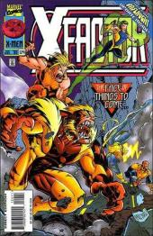 X-Factor (Marvel comics - 1986) -124- Future memories