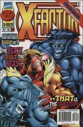 X-Factor (Marvel comics - 1986) -126- The beast within