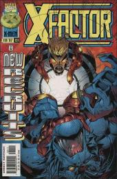X-Factor (Marvel comics - 1986) -131- Brotherhood