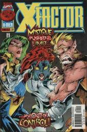 X-Factor (Marvel comics - 1986) -134- The child