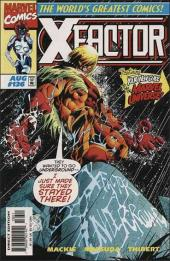 X-Factor (Marvel comics - 1986) -136- Nothing lasts forever