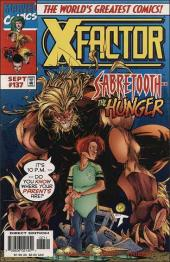 X-Factor (Marvel comics - 1986) -137- It was a dark & stormy night