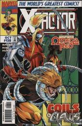 X-Factor (Marvel comics - 1986) -138- Fear walks amongst us