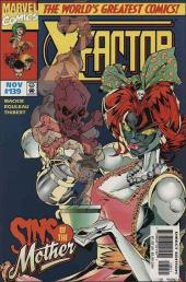 X-Factor (Marvel comics - 1986) -139- The enemy within