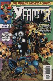 X-Factor (Marvel comics - 1986) -140- Going home