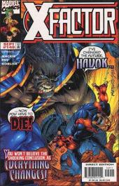 X-Factor (Marvel comics - 1986) -149- Times change