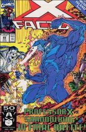 X-Factor (Marvel comics - 1986) -69- Clash reunion