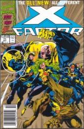 X-Factor (Marvel comics - 1986) -71- Cutting the mustard