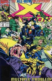 X-Factor (Marvel comics - 1986) -73- Ground control
