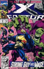 X-Factor (Marvel comics - 1986) -74- Politically incorrect