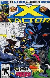 X-Factor (Marvel comics - 1986) -75- The nasty boys
