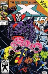 X-Factor (Marvel comics - 1986) -78- Playing with fire