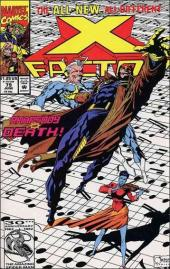 X-Factor (Marvel comics - 1986) -79- Rhapsody in blue