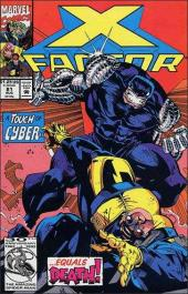 X-Factor (Marvel comics - 1986) -81- Belles of the ball
