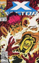 X-Factor (Marvel comics - 1986) -82- Sittin' by th dock of the bay