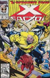 X-Factor (Marvel comics - 1986) -84- X-Cutionner's song part 2 : tough love