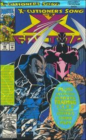 X-Factor (Marvel comics - 1986) -86- X-Cutionner's song part 10 : one of those days