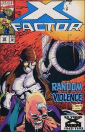 X-Factor (Marvel comics - 1986) -88- Random violence