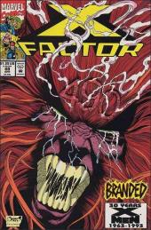 X-Factor (Marvel comics - 1986) -89- Dark homecoming
