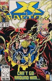 X-Factor (Marvel comics - 1986) -90- A green and tender place